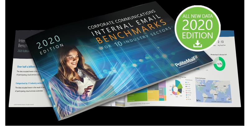 2020 Internal Corporate Communications Benchmarks