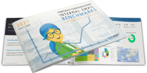 Corporate Communications Benchmarks by Industry 2021